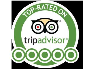 TripAdvisor Rated
